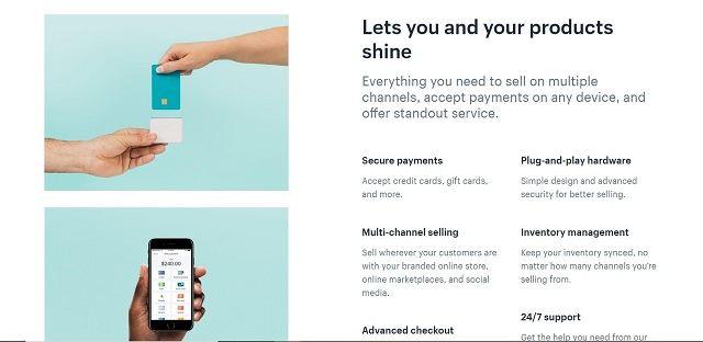 Shopify-POS - Lenador Systems